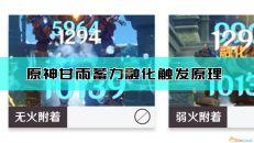 【原神】甘雨蓄力攻击触发融化原理介绍