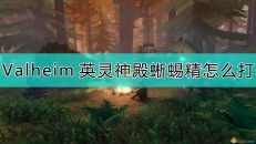 【Valheim:英灵神殿】蜥蜴精打法介绍