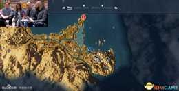 刺客信条起源地图有多大 AC起源地图面积展示