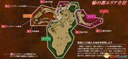 黑暗之魂3DLC2环印城全大陆平面地图一览