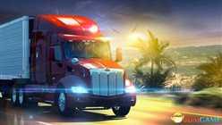 美国卡车模拟修改文件消除警察方法