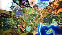 【任天堂明星大乱斗特别版】灯火之星全人物位置世界地图一览