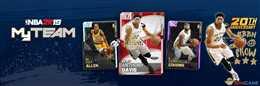 【NBA 2K19】20周年封面系列2粉钻安东尼戴维斯评测