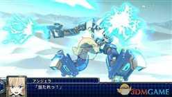 【超级机器人大战T】第四十六话斗志在冰原燃烧通关攻略分享