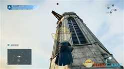 【刺客信条:大革命】西提岛高塔楼鸟瞰点解锁方法分享
