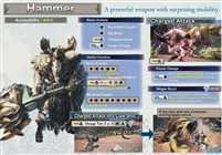 【怪物猎人:世界 冰原世纪】锤子新动作按键操作指南