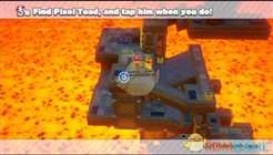 【前进!奇诺比奥队长】下沉的金属城堡贴纸位置一览
