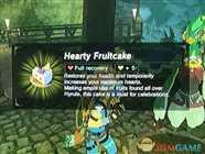 【塞尔达传说:旷野之息】水果蛋糕食谱分享