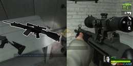 【求生之路2】军用狙击步枪属性效果详解