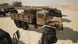 【战术小队】M939运输卡车详细资料介绍