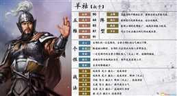 【三国志14】羊祜属性个性一览