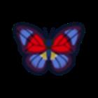 【动物森友会】彩袄蛱蝶图鉴