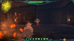 【小魔女诺贝塔】怪物红喷攻击方式一览